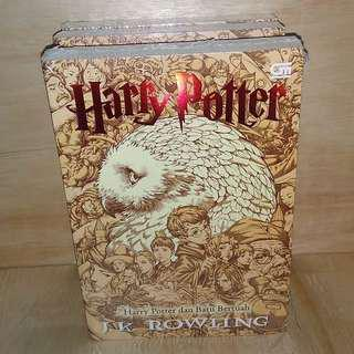 Novel Harry Potter dan Batu Bertuah