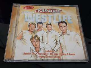 Westlife Karaoke CD