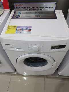 Kredit mesin cuci dan kulkas murah dan mudah