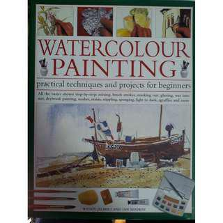 Watercolour Painting practical techniques and projects for beginners