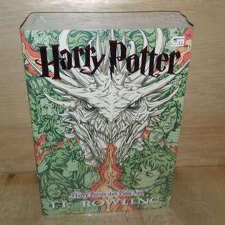 Novel Harry Potter dan Piala Api