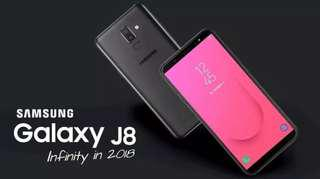 Credit samsung galaxy j8