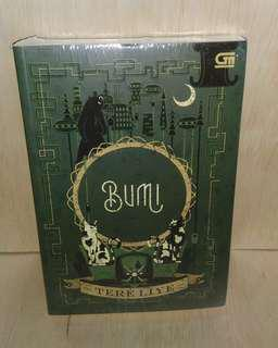 Novel Bumi karya Tere Liye