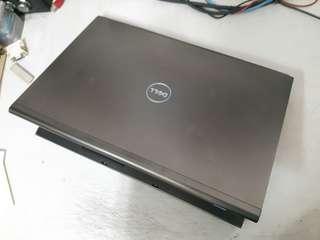 Dell M4600 i7 Laptop 15'inch 500G Quadro 1000m Laptop