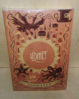 Novel Komet karya Tere Liye