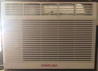 Condura WCONZ006EC 0.5 HP Window Type Air Conditioner