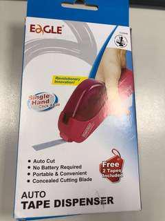 Eagle牌 智能自動斷開剪掉膠紙機 Auto cut Tape Dispenser