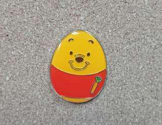 HKDL 會員限定徽章 ~~ Winnie the Pooh