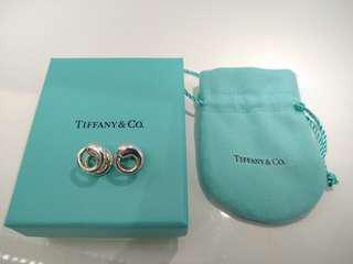 Tiffany&Co cufflinks,Eternal Circle Cuff Links 袖口鈕