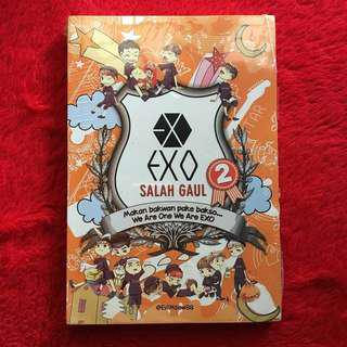 Novel EXO Salah Gaul 2