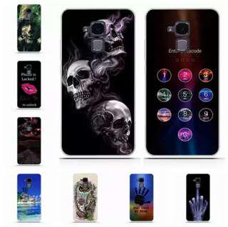 Huawei honor 5c silicon soft case 5.2inch