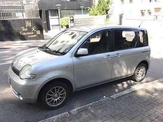 04 Toyota sienta(價錢面議)