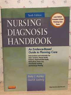 Nursing-Diagnosis handbook