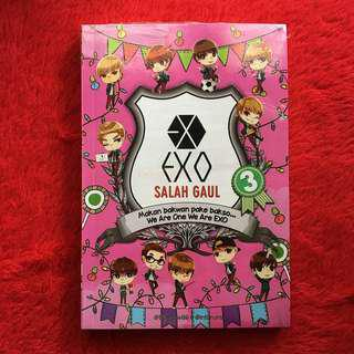 Novel EXO Salah Gaul 3