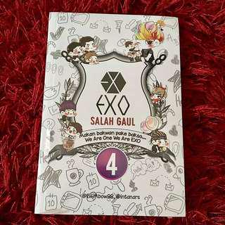 Novel EXO Salah Gaul 4