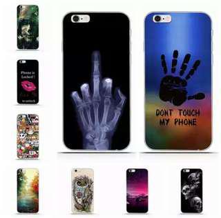 Iphone 5,5s,se,6,6s,6+,6s+,7,7+,8,8+ silicon case