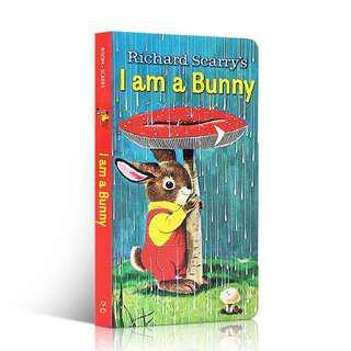 I'm a bunny 英文繪本
