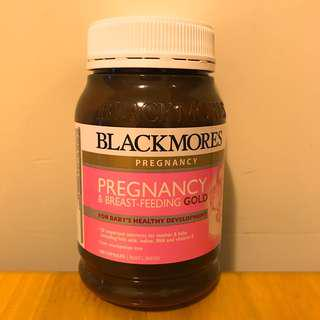 Blackmores pregnancy breastfeeding gold 孕婦黃金素 180粒