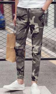 🚚 [K0037/K0052] Camo Jogger Pants
