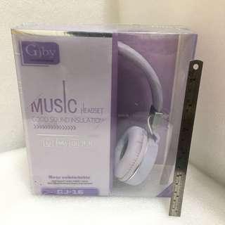 🚚 Giby 耳罩式耳機