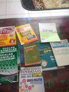 Buku SPM Bahasa Melayu