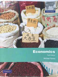 FREE EBOOK WP Economics Textbook tenth edition Michael Parkin SMU econ