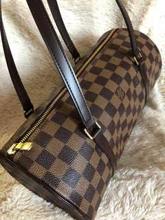 Louis vuitton Papillon 30 in Damier Ebene