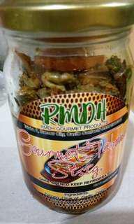 Gourmet tahong adobo