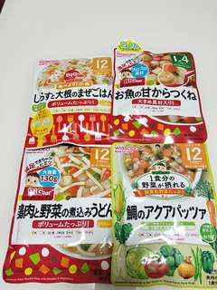 🚚 Baby副食品