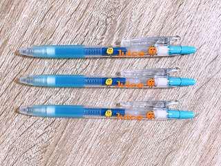 百樂果汁筆
