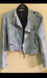 Denim Like Jacket