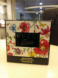 Preloved Gucci Flora Perfume EDP 75ml (Selling cheap RM60 including postage)