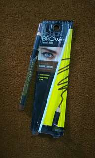 Maybelline Fashion Brow, Brown