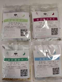 小團圓 養生 健康 花果茶 flower fruit tea