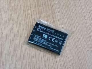 充電池 NP-120 casio