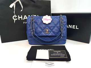 Authentic Chanel Flap Bag Silver Hardware {{ Only For Sale }} ** No Trade ** {{ Fixed Price Non-Neg }} ** 定价 **