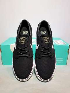 4391f2123f7a Nike SB Stefan Janoski Canvas Black