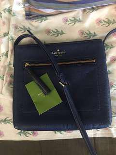 Authentic Kate Spade Shoulder Sling Leather bag