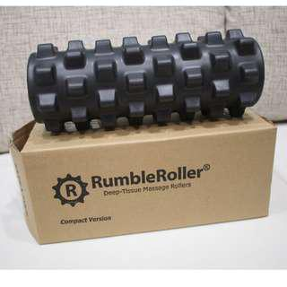 Rumble Roller (Compact Size) - Foam Roller Original from USA