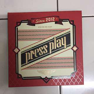 BTOB Press Play