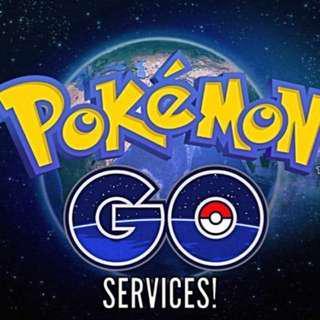 Pokemon Go Service