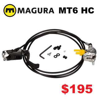 MAGURA MT6 HC 2018 Disc Brake One Side Only-----(M9020 M8020 M8000 M7000 M675 M315 MT2 MT4 MT5 MT5E MT6 MT7 MT8 MT Trail)