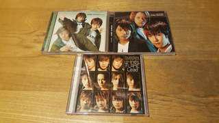 正版W-inds CD 豐華唱片buddies、The system of alive、besttracks
