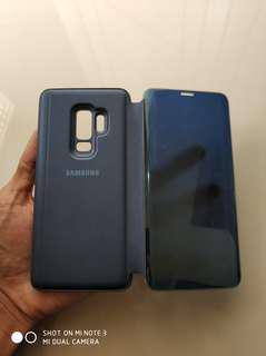 Flip cover samsung S9+ ory
