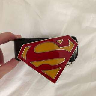 DC Comics Superman Belt