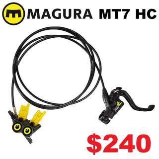 MAGURA MT7 HC 2018 Disc Brake One Side Only-----(M9020 M8020 M8000 M7000 M675 M315 MT2 MT4 MT5 MT5E MT6 MT7 MT8 MT Trail)