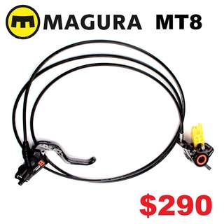 MAGURA MT8 Carbon 2018 Disc Brake One Side Only-----(M9020 M8020 M8000 M7000 M675 M315 MT2 MT4 MT5 MT5E MT6 MT7 MT8 MT Trail)