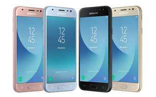 Kredit Samsung Galaxy J3 Pro