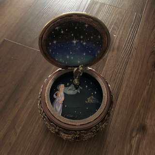 Sun Fairy Music Box