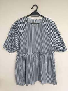 Padini striped blouse